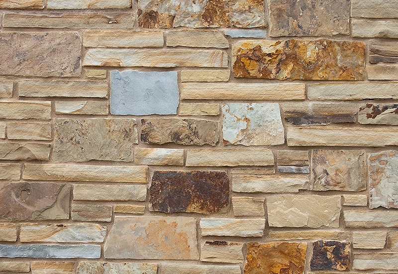 The beauty of stone Inside your home…