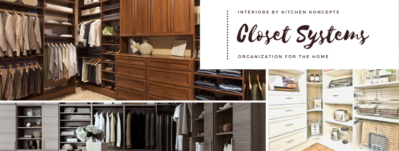 Closet Systems Interiors By Kitchen Koncepts